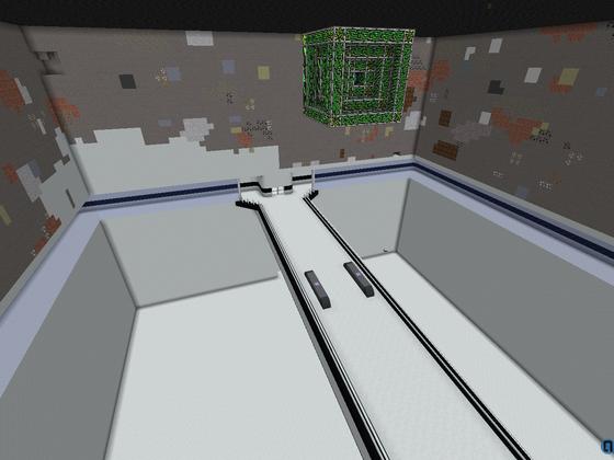 ME-Controller und Terminal in der neuen HQ Zentrale