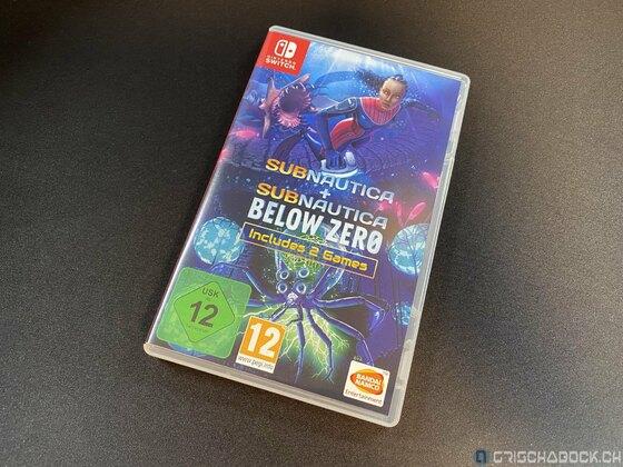 Subnautica Nintendo Switch Launch