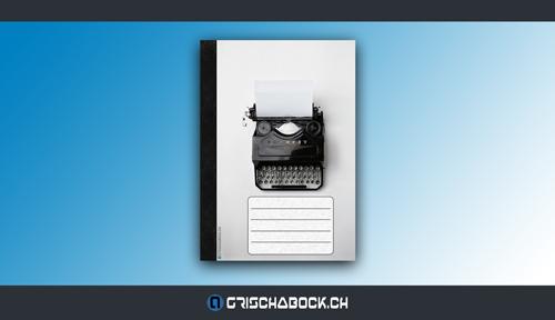Schreibmaschine Cover